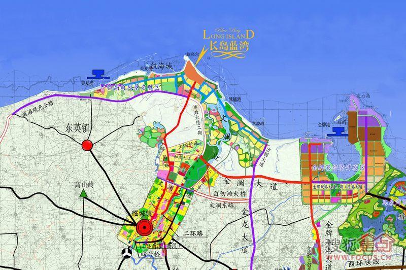 长岛蓝湾打造真正的海岸生活 二期18号楼均价13000元/平
