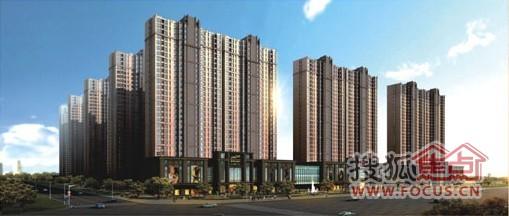 售所有小高层1楼带花园,面积119、128平,均价15000元/平.   中海