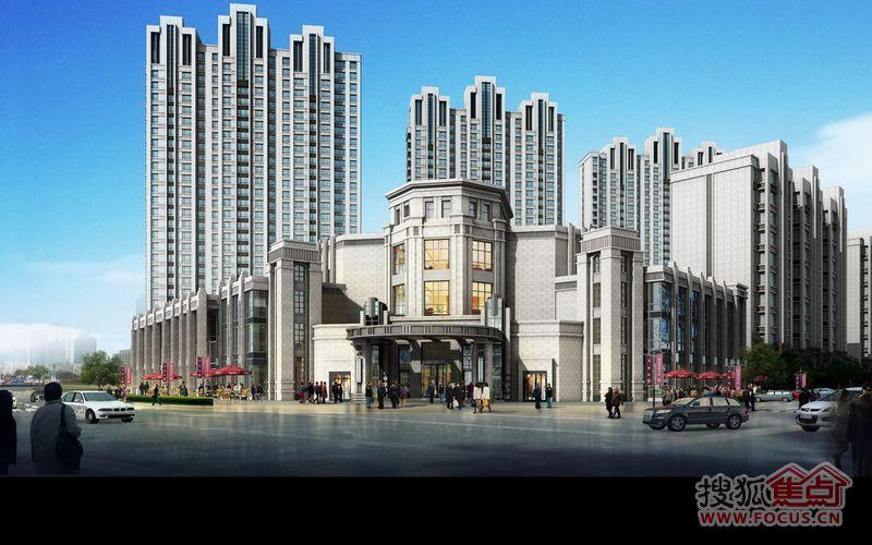 群力体育公园周边楼盘 - yuhongbo555888 - yuhongbo555888的博客