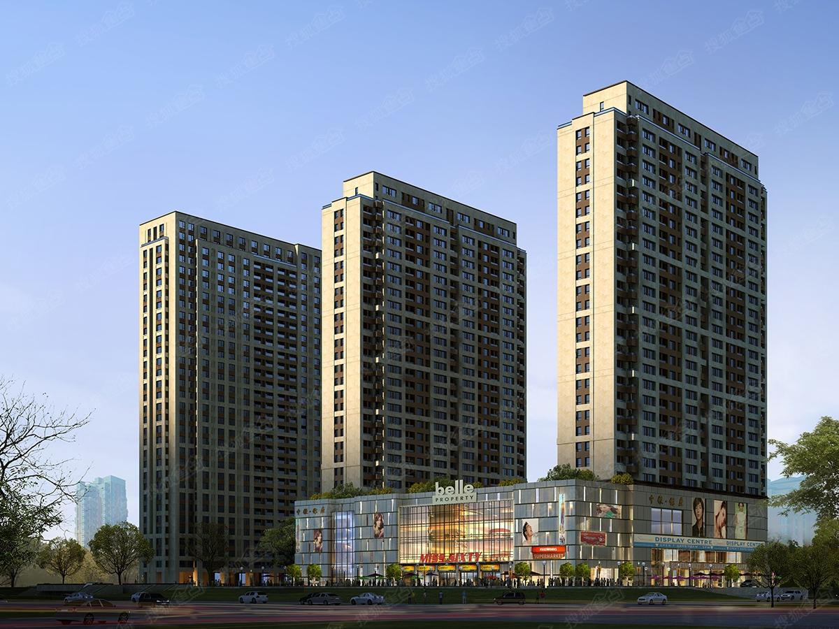 中铁·银座尚筑:公寓生活,一部青春的纪念册