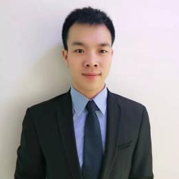 绿城诚园置业顾问朱贝祥