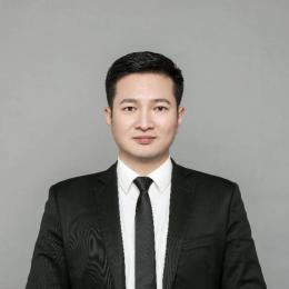 滕建华 香湖印月