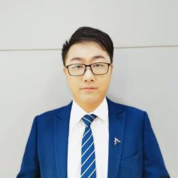 专业的置业顾问陈文东