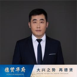 高级置业顾问杨立明