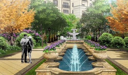 三期景观规划