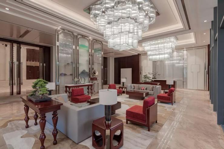 匠心呈现中国庭院,广田集团缔造遵义开元名都大酒店精品
