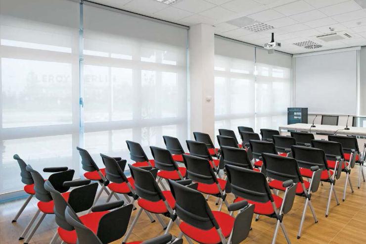 EMMEGI简洁干练办公家具,提高办公效率