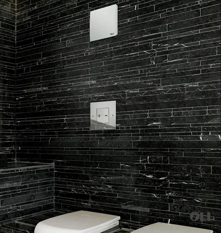 给壁挂马桶配上一个ta,一步到位解决卫浴间4大难题
