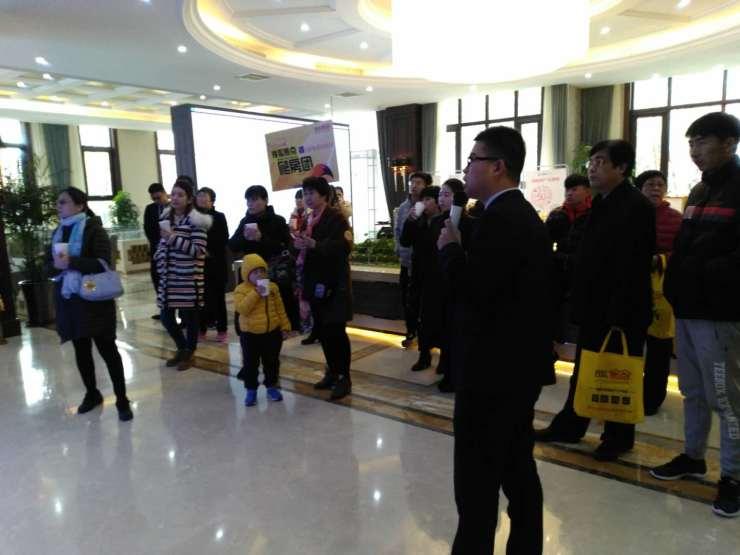 3月18日搜狐焦点返乡置业看房团圆满落幕