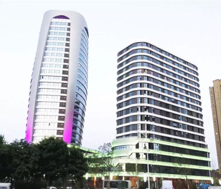 未来城国际中心顺利交房 引领城市商务梦想