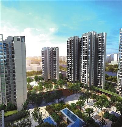 高新区今年将建成近千套共有产权房和人才公寓