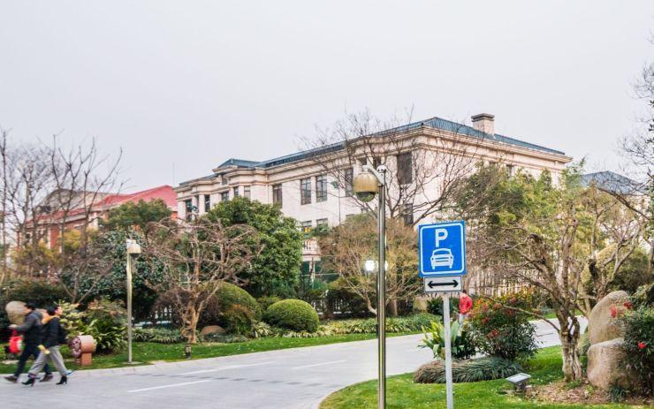 上海张江润和国际总部园 张江1700平米独栋研发办公楼