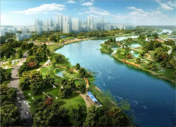 【亿利生态城】城南生态滨河盛境 用价值的持续成长定义未来