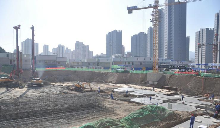一季度秦州区生产总值完成39亿 固定资产投资完成14亿
