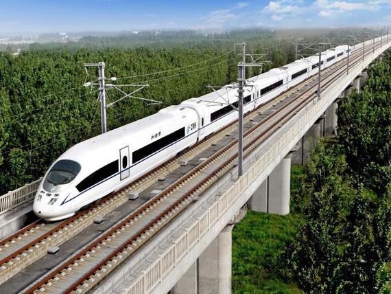 """兰州城际铁路网整体规划出炉 将形成""""1221""""路网格局"""