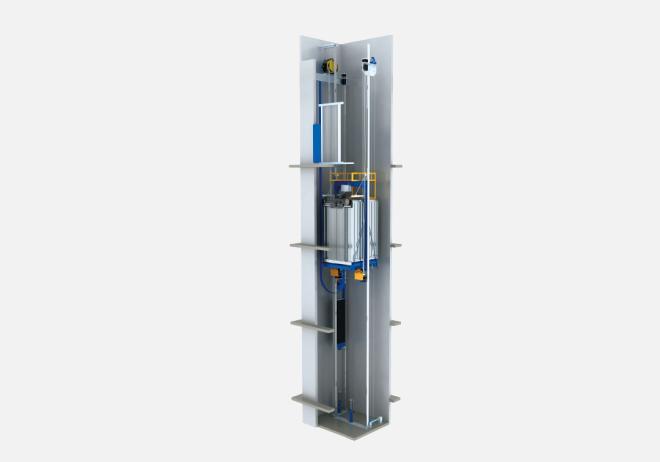 沃克斯高品质电梯成行业翘楚 六大功能电梯营造舒适乘坐环境