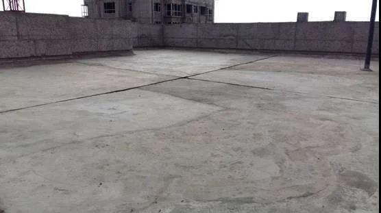 防水工程中如何找平层