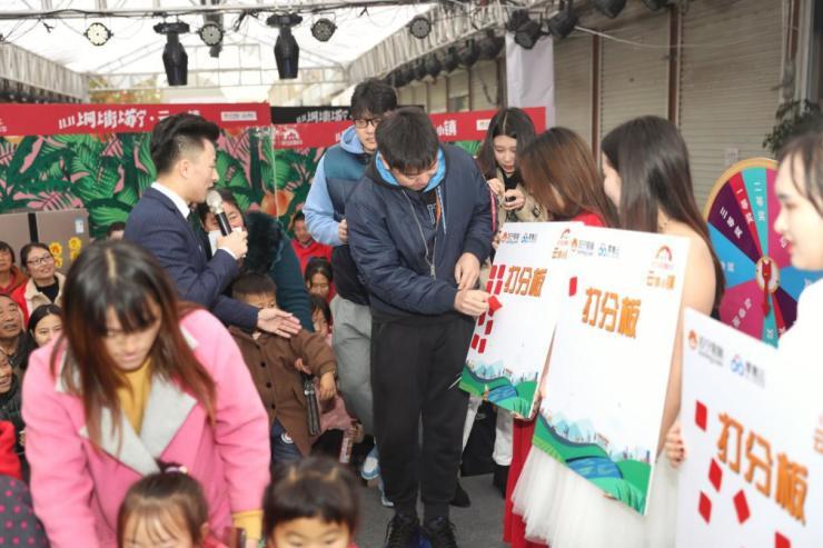 """苏宁""""云游小镇""""落地板桥镇 带您体验不一样的双十一购物节"""