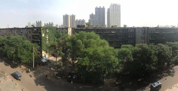 王浩到棚户区和老旧小区改造现场调研检查工作进展