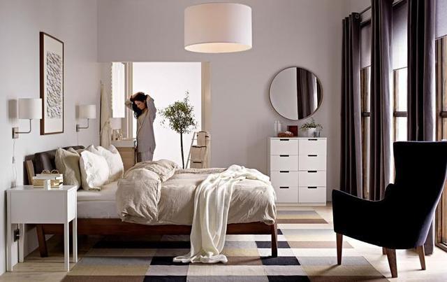 房子采光太差?3个简单方法助你明亮起来