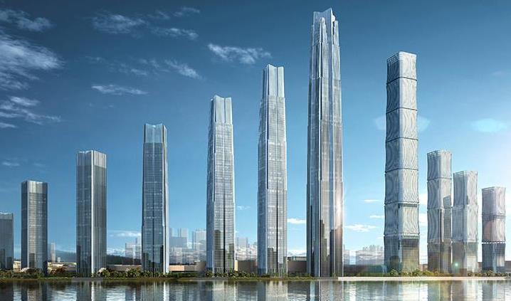 全新生态办公理念 中侨中心打造有温度的人本甲级商务标杆