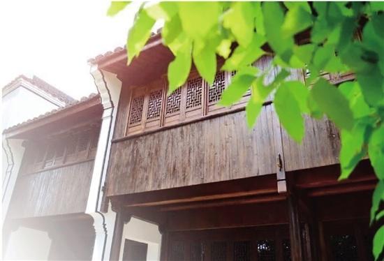 柯桥古镇:古瓶酿新酒 柯桥古镇将按五个功能区进行保护开发