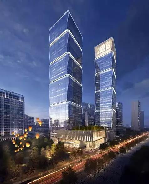 晚读:市南费县路以北居民乔迁新居 青岛又将崛起两座超高层建筑