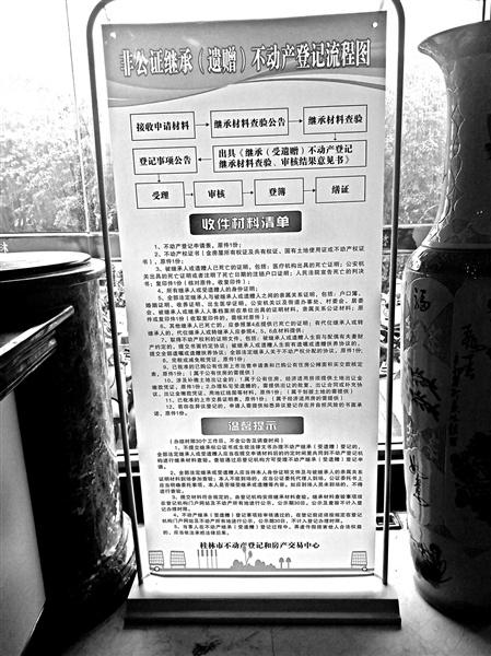规定已废止两年 桂林仍在执行