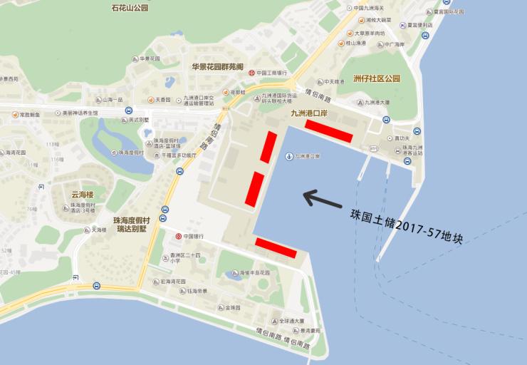 23.25亿!九州控股拿下九州港商业综合地块