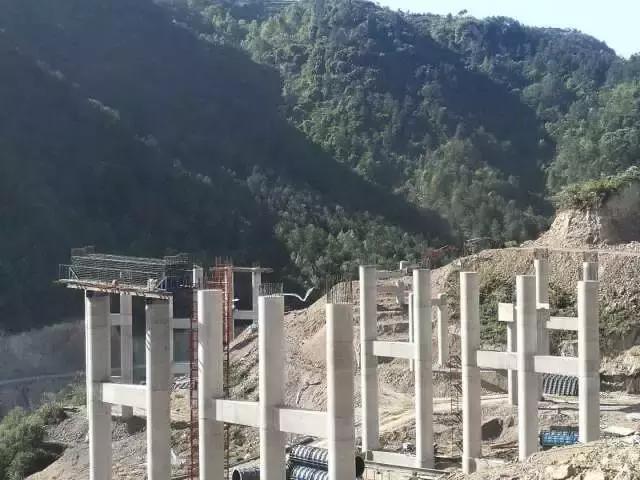 浙江省轨道交通建设全面开花!杭绍台高速公路9标迎来建设热潮