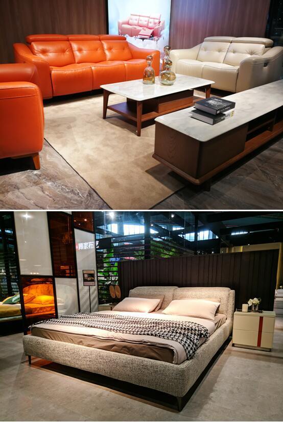 顾家家居9000平方米闪耀上海双展 家居行业巨头时代来临