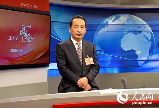 李明远:渭南市迎来了千载难逢的发展机遇