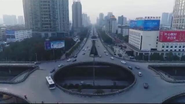 衡陽道路交通實現華麗蛻變,美麗雁城欲展翅高飛