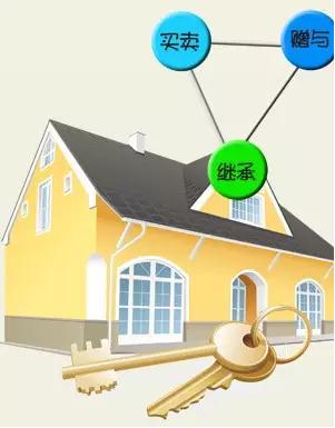 房产过户种类多 继承、买卖、赠予哪种费用最划算
