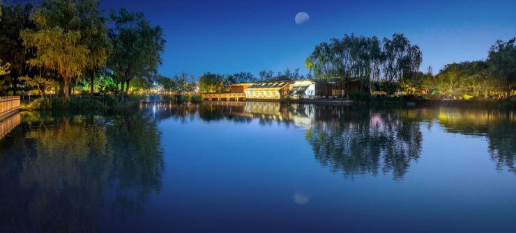 上海宝山中建阅澜山售楼处位于什么位置