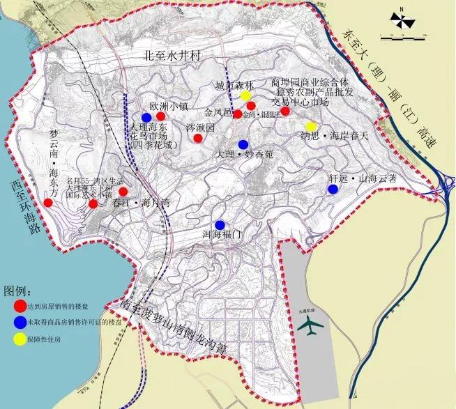 房地产市场乱象丛生,大理海东项目可否预售