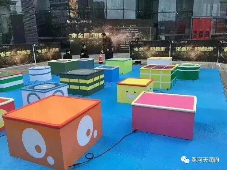 惊艳!火爆!全城聚焦,漯河信友天润府城市展示中心盛大开放。