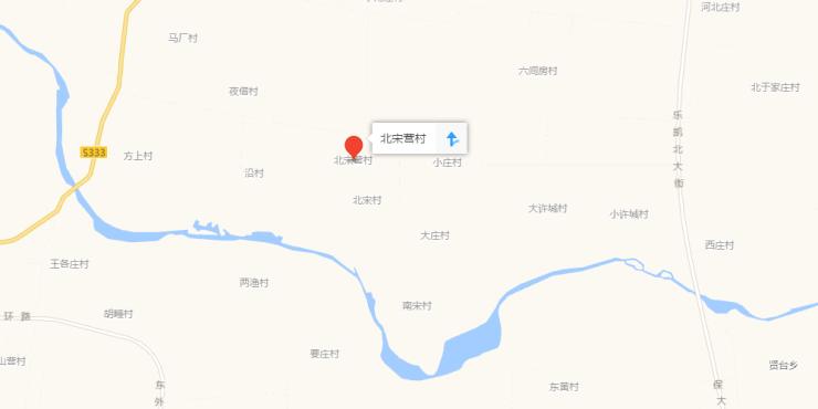 征地丨10.9满城区征地逾40亩 涉大册营镇北宋营村、大册村