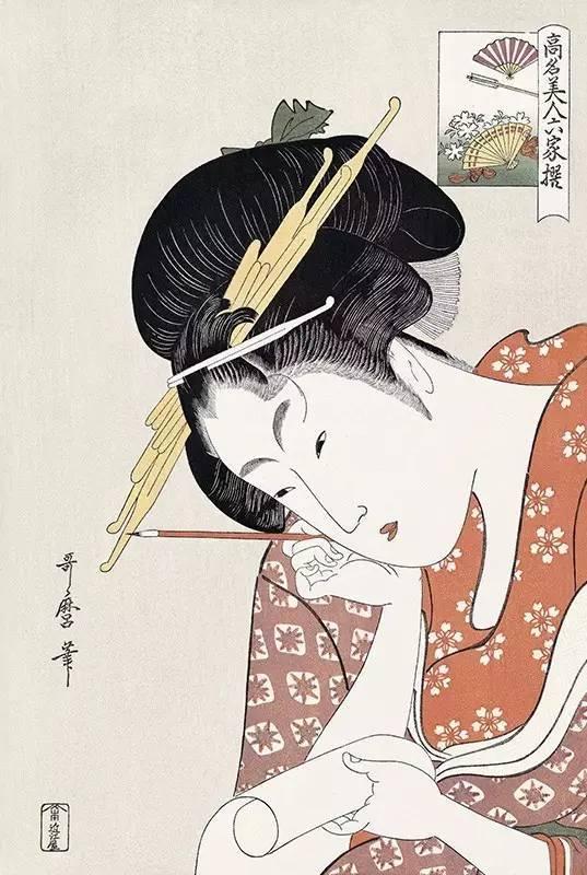 卡萨罗纵横世界之旅:在浮世绘中读懂日本