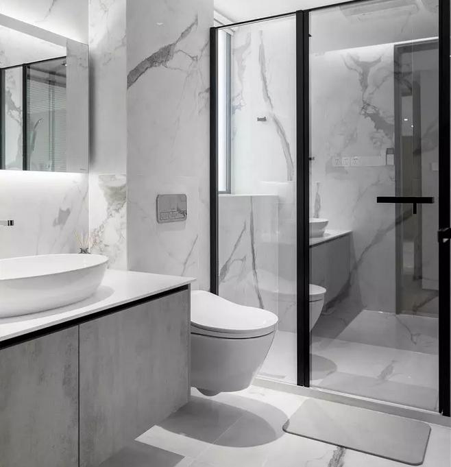 卫浴间要有这个才算完整