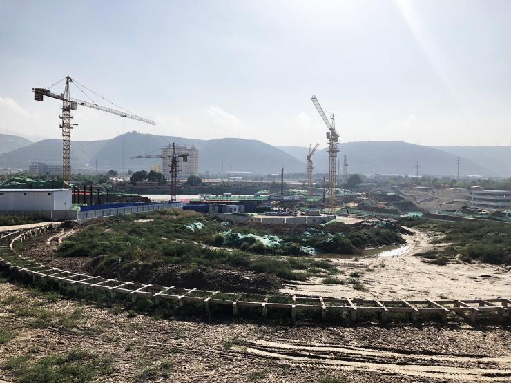 彭家坪中央生态公园一期西区国庆将开放 城芯绿肺享宜居都市生活