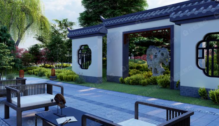 三永湖南岸最后一块可开发商业地块——学伟和园大庆插图