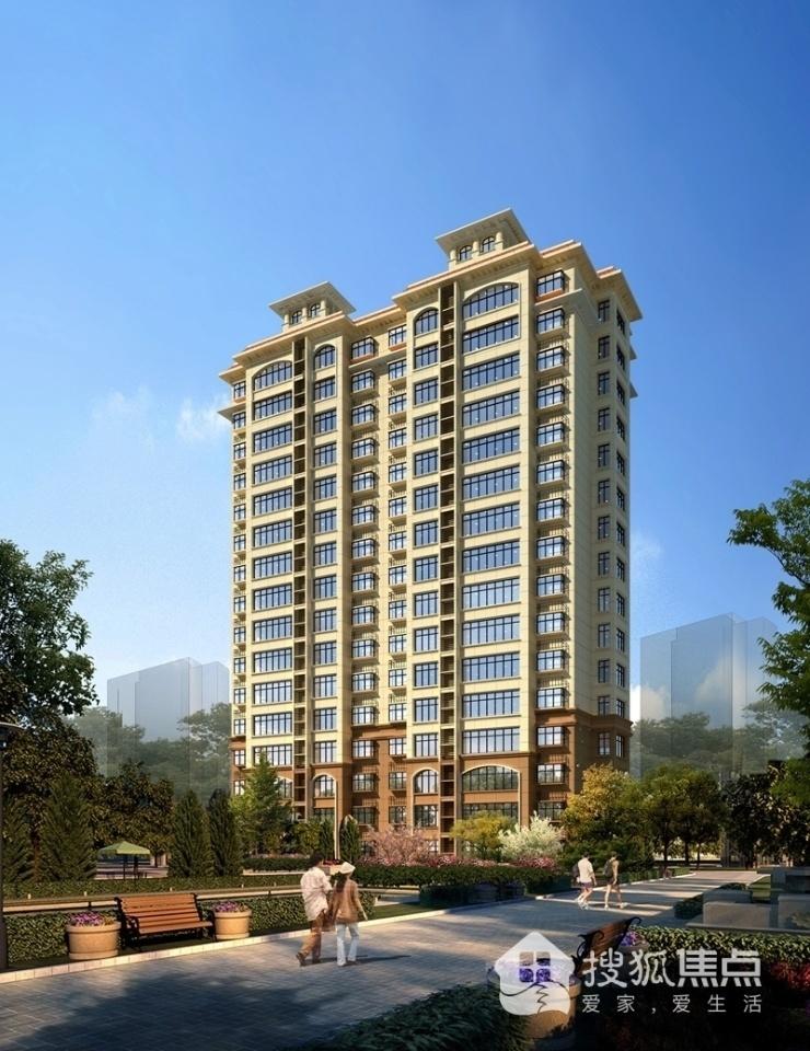 孟达·国际新城 城市之上 开启低密生活新样本