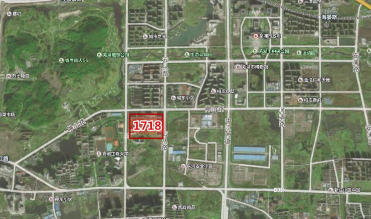 城东汽车部件园地块12月5日拟拍卖(附区位图)