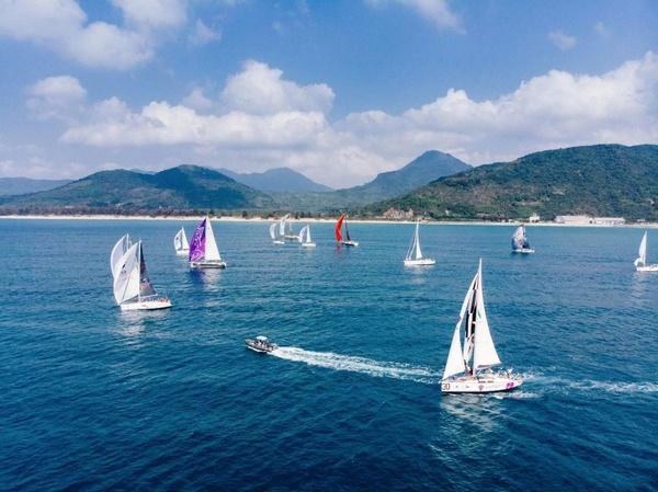 强强联合海帆赛携手碧桂园 推动帆船运动普及带动海洋经济发展