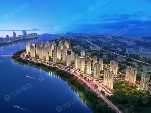 金碧江湾日丽轩246套住宅获预售