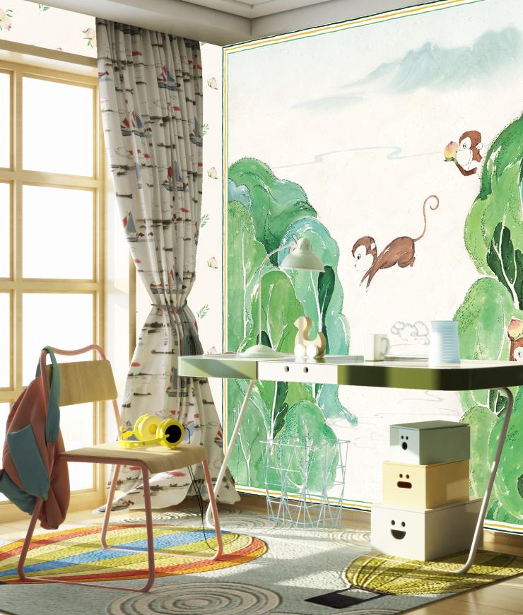 瑞宝窗帘 | 装饰家居之美,乐享温馨生活