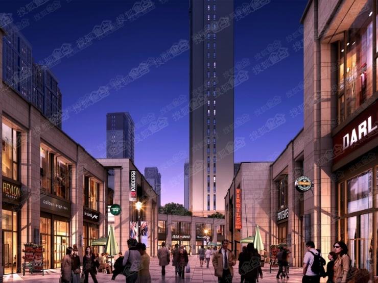 金城中心高端商务写字楼 定鼎城市CBD头等舱