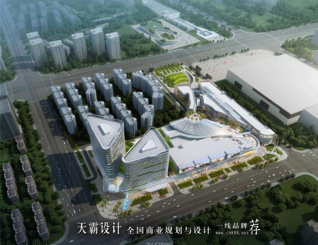 建邺吾悦广场:南京首个室内运河体验式综合体