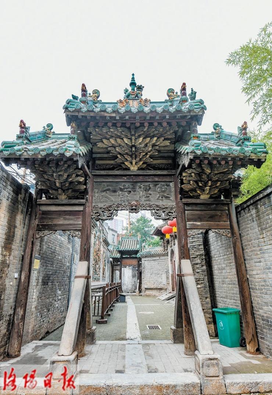 洛阳古建筑之山陕会馆:豫西地区保存完整的清早期建筑群